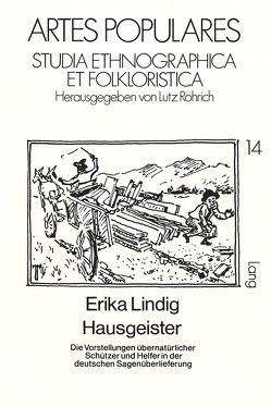 Hausgeister von Lindig,  Erika