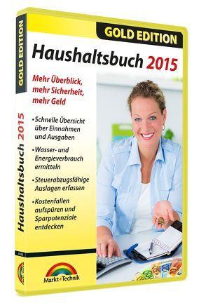 Haushaltsbuch 2015