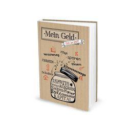 """Haushaltsbuch """"Mein Geld – fest im Griff"""" (Hardcover A5, Blankoseiten)"""