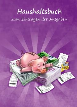 Haushaltsbuch zum Eintragen der Ausgaben von Schulze,  Angelina