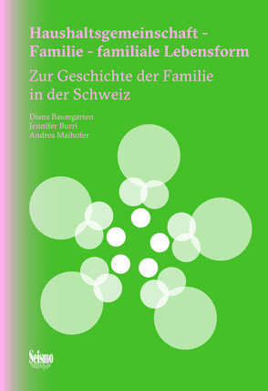Haushaltsgemeinschaft – Familie – familiale Lebensform von Baumgarten,  Diana, Burri,  Jennifer, Maihofer,  Andrea