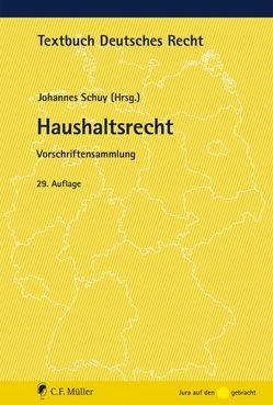 Haushaltsrecht von Schuy,  Johannes