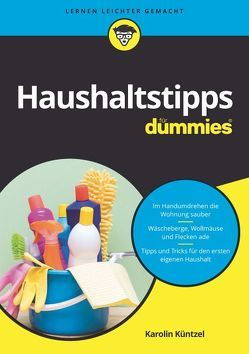 Haushaltstipps für Dummies von Küntzel ,  Karolin