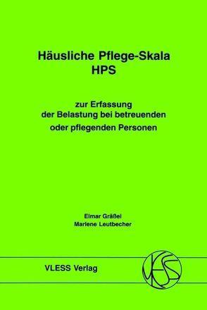 Häusliche-Pflege-Skala HPS von Grässel,  Elmar