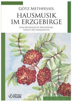 Hausmusik im Erzgebirge von Methfessel,  Götz