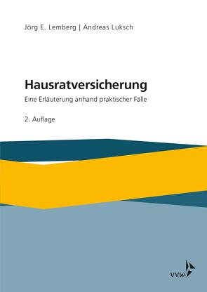 Hausratversicherung von Lemberg,  Jörg, Luksch,  Andreas