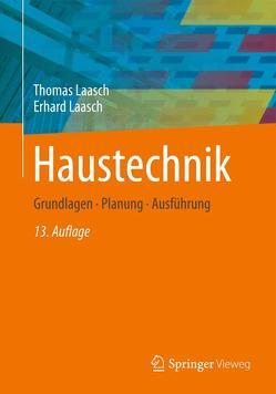 Haustechnik von Laasch,  Erhard, Laasch,  Thomas