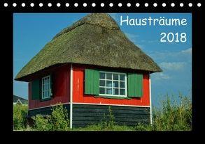 Hausträume 2018 (Tischkalender 2018 DIN A5 quer) von Just (foto-just.de),  Gerald