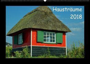 Hausträume 2018 (Wandkalender 2018 DIN A2 quer) von Just (foto-just.de),  Gerald