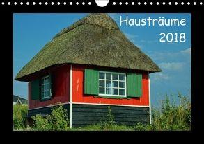 Hausträume 2018 (Wandkalender 2018 DIN A4 quer) von Just (foto-just.de),  Gerald