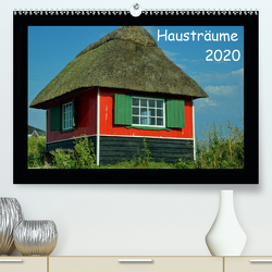 Hausträume 2020 (Premium, hochwertiger DIN A2 Wandkalender 2020, Kunstdruck in Hochglanz) von Just (foto-just.de),  Gerald