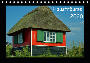 Hausträume 2020 (Tischkalender 2020 DIN A5 quer) von Just (foto-just.de),  Gerald