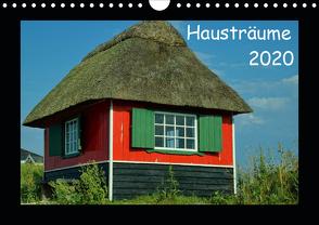 Hausträume 2020 (Wandkalender 2020 DIN A4 quer) von Just (foto-just.de),  Gerald