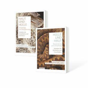 Haut und Hülle · Hülle und Haut, 2 Bde. von Fisch,  Michael, Seiderer,  Ute