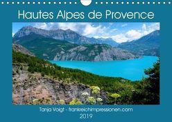 Hautes Alpes de Provence (Wandkalender 2019 DIN A4 quer) von Voigt,  Tanja