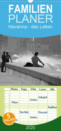 Havanna – das Leben – Familienplaner hoch (Wandkalender 2020 , 21 cm x 45 cm, hoch) von Pagga,  Udo