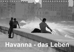 Havanna – das Leben (Wandkalender 2018 DIN A4 quer) von Pagga,  Udo