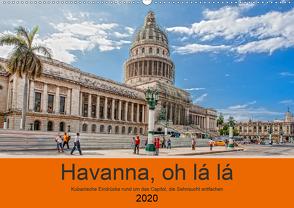 Havanna o la la (Wandkalender 2020 DIN A2 quer) von Abel,  Micaela