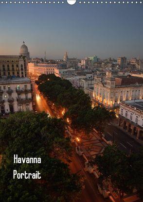 Havanna Portrait (Wandkalender 2018 DIN A3 hoch) von Krajnik,  André