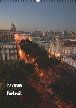 Havanna Portrait (Wandkalender 2019 DIN A2 hoch) von Krajnik,  André