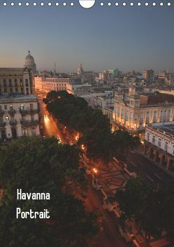 Havanna Portrait (Wandkalender 2019 DIN A4 hoch) von Krajnik,  André