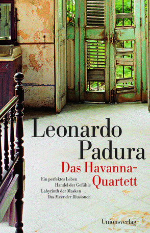 Das Havanna-Quartett von Hartstein,  Hans-Joachim, Padura,  Leonardo
