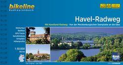 Havel-Radweg von Esterbauer Verlag