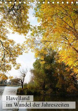 Havelland im Wandel der Jahreszeiten (Tischkalender 2019 DIN A5 hoch) von Frost,  Anja