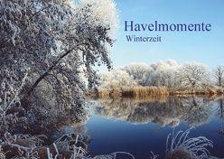 Havelmomente – Winterzeit (Posterbuch DIN A4 quer) von Frost,  Anja