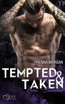 Haven Brotherhood: Tempted & Taken von Morgan,  Rhenna, Weisenberger,  Julia