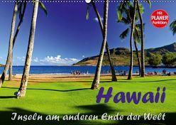 Hawaii – Inseln am anderen Ende der WeltCH-Version (Wandkalender 2019 DIN A2 quer)