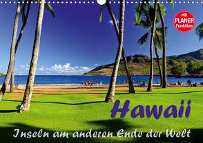 Hawaii – Inseln am anderen Ende der WeltCH-Version (Wandkalender 2021 DIN A3 quer) von Berlin, Schoen,  Andreas