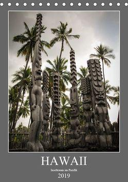 Hawaii – Inseltraum im Pazifik (Tischkalender 2019 DIN A5 hoch) von Krauss - www.lavaflow.de,  Florian