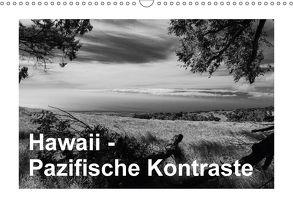 Hawaii – Pazifische Kontraste (Wandkalender 2018 DIN A3 quer) von Hitzbleck,  Rolf-Dieter