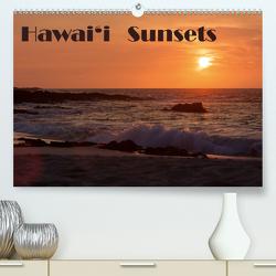 Hawai'i Sunsets (Premium, hochwertiger DIN A2 Wandkalender 2021, Kunstdruck in Hochglanz) von Friederich,  Rudolf