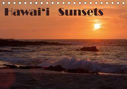Hawai'i Sunsets (Tischkalender 2018 DIN A5 quer) von Friederich,  Rudolf