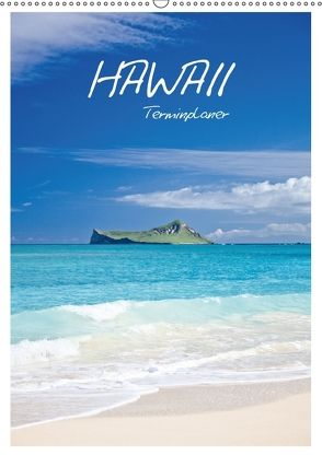Hawaii – Terminplaner (Wandkalender 2018 DIN A2 hoch) von Kaiser,  Ralf