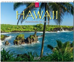 Hawaii – Trauminseln im Ozean von Heeb,  Christian