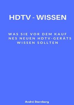 HDTV – Wissen von Sternberg,  Andre