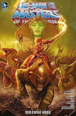 He-Man und die Masters of the Universe von Abnett,  Dan, Mhan,  Pop