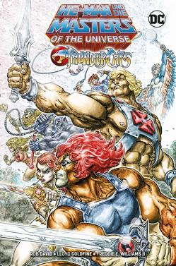 He-Man und die Masters of the Universe/ThunderCats von David,  Rob, Goldfine,  Lloyd, Hidalgo,  Carolin, Williams II,  Freddie E.