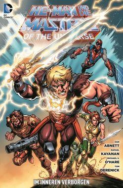 He-Man und die Masters of the Universe von Abnett,  Dan, Giffen,  Keith, Kayanan,  Rafael, Mhan,  Pop