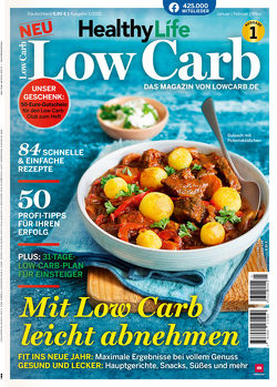 Healthy Life – Low Carb von Thielke,  Bruntje