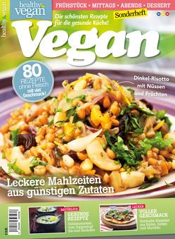 Healthy Vegan Sonderheft von Buss,  Oliver