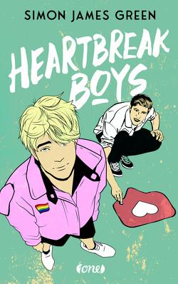 Heartbreak Boys von Green,  Simon James, Röhl,  Barbara