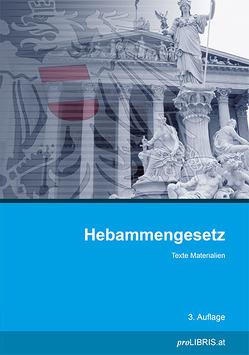 Hebammengesetz von proLIBRIS VerlagsgesmbH