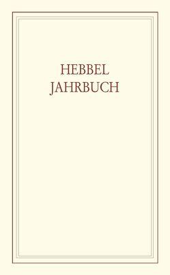 Hebbel-Jahrbuch / Hebbel-Jahrbuch 2002 von Ehrismann,  Otfrid, Görner,  Rüdiger, Grundmann,  Hilmar, Oldenburg,  Eckart, Ritzer,  Monika, Schulz,  Volker, Wu,  Xiaoqiao