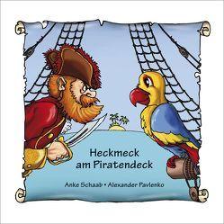 Heckmeck am Piratendeck von Pavlenko,  Alexander, Schaab,  Anke