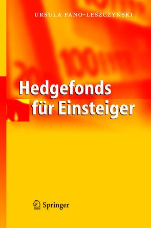 Hedgefonds für Einsteiger von Radel-Leszczynski,  Ursula