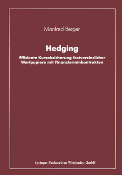 Hedging von Berger,  Manfred